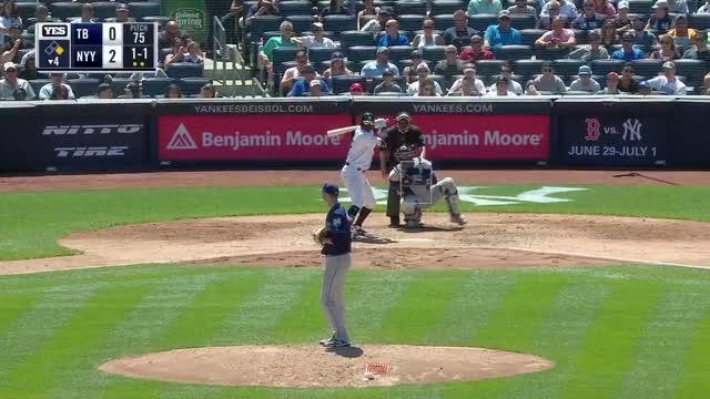 Watch and share Yarbrough GIFs and Baseball GIFs on Gfycat