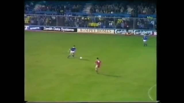Watch and share John Barnes Liverpool FC Goals Collection GIFs on Gfycat