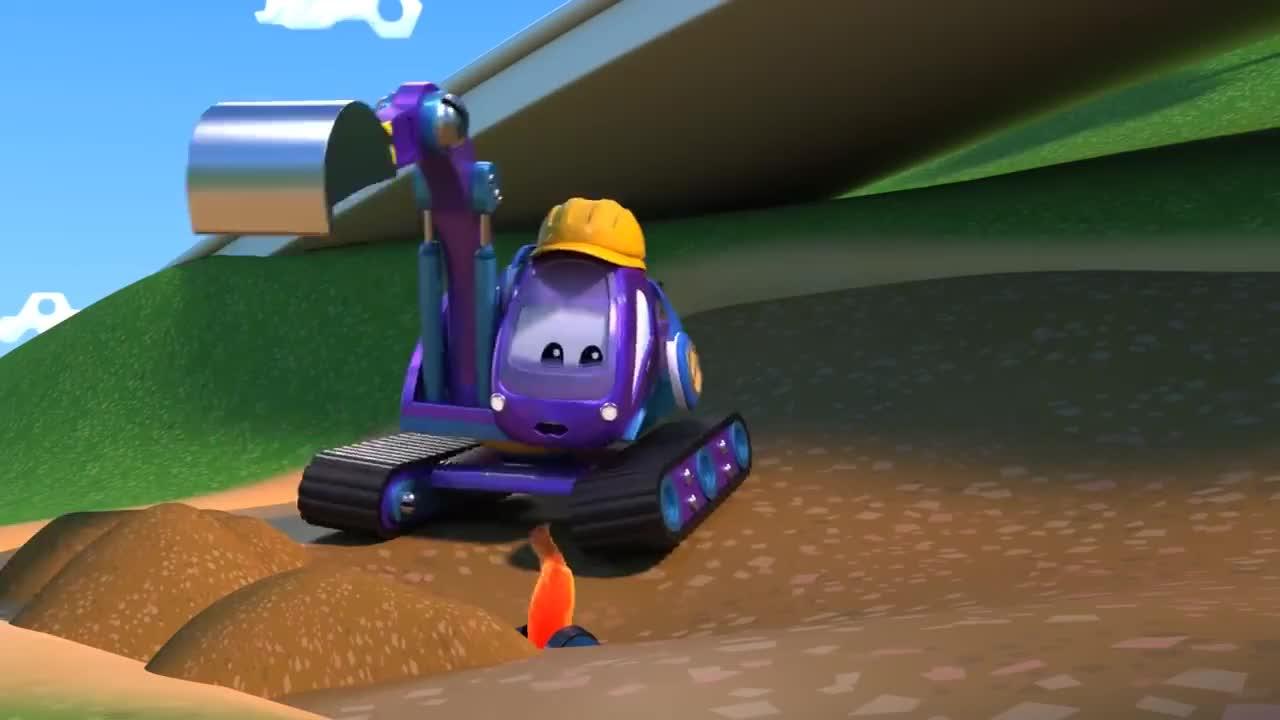 Car, supertruck, truck, trucks, vehicles, Truck videos for kids - FIRETRUCK HERO can't handle the FIRE alone - Super Truck in Car City ! GIFs