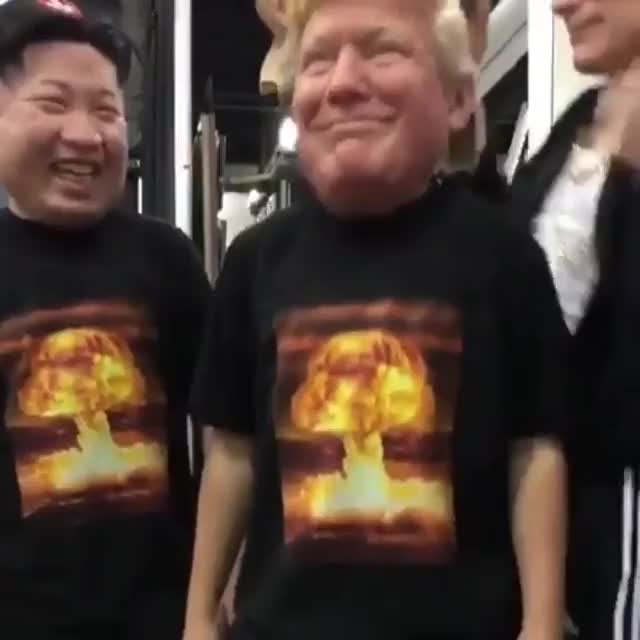 Watch and share Vladimir Putin GIFs and Kim Jong Un GIFs by heun3344 on Gfycat