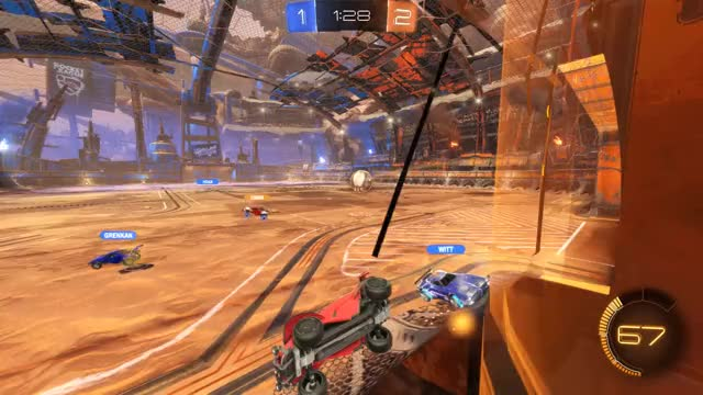 Watch Shot 10: Hoax GIF by Gif Your Game (@gifyourgame) on Gfycat. Discover more Gif Your Game, GifYourGame, Rocket League, RocketLeague, Shot, flumma GIFs on Gfycat