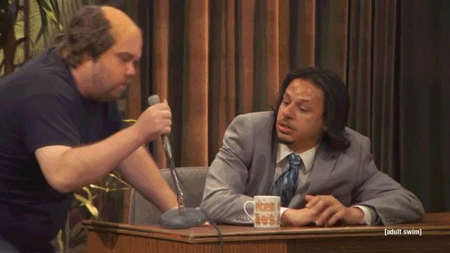 Eric Andre, adultswim, politics, todayilearned, Investigate 311 GIFs
