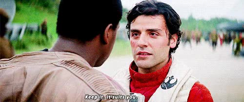 Watch and share Star Wars The Force Awakens GIFs and Oscar Isaac GIFs on Gfycat
