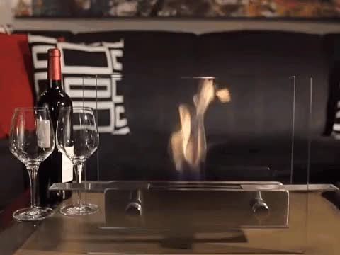 Watch and share Tabletop Fireplace GIFs by Subodh Bhargav on Gfycat