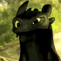 Watch and share Yayomg Toothless Smirk Httyd GIFs on Gfycat