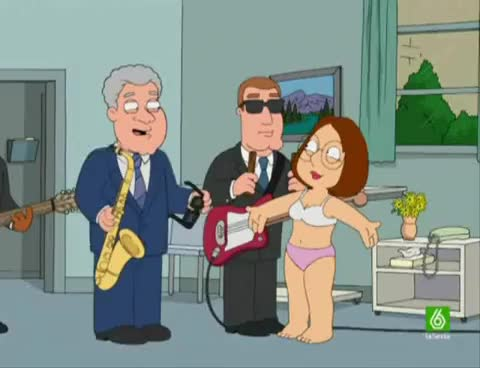 Watch and share Bill Clinton GIFs and Family Guy GIFs on Gfycat