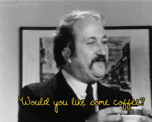 Watch Drinking Coffee GIF on Gfycat. Discover more related GIFs on Gfycat