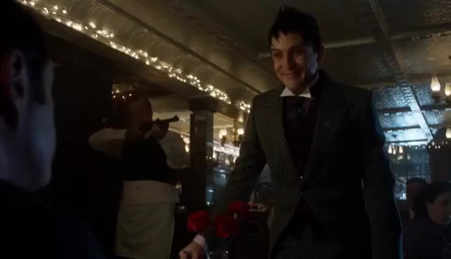 Watch Gotham 3x03 Penguin Talks To Mayor James GIF on Gfycat. Discover more related GIFs on Gfycat