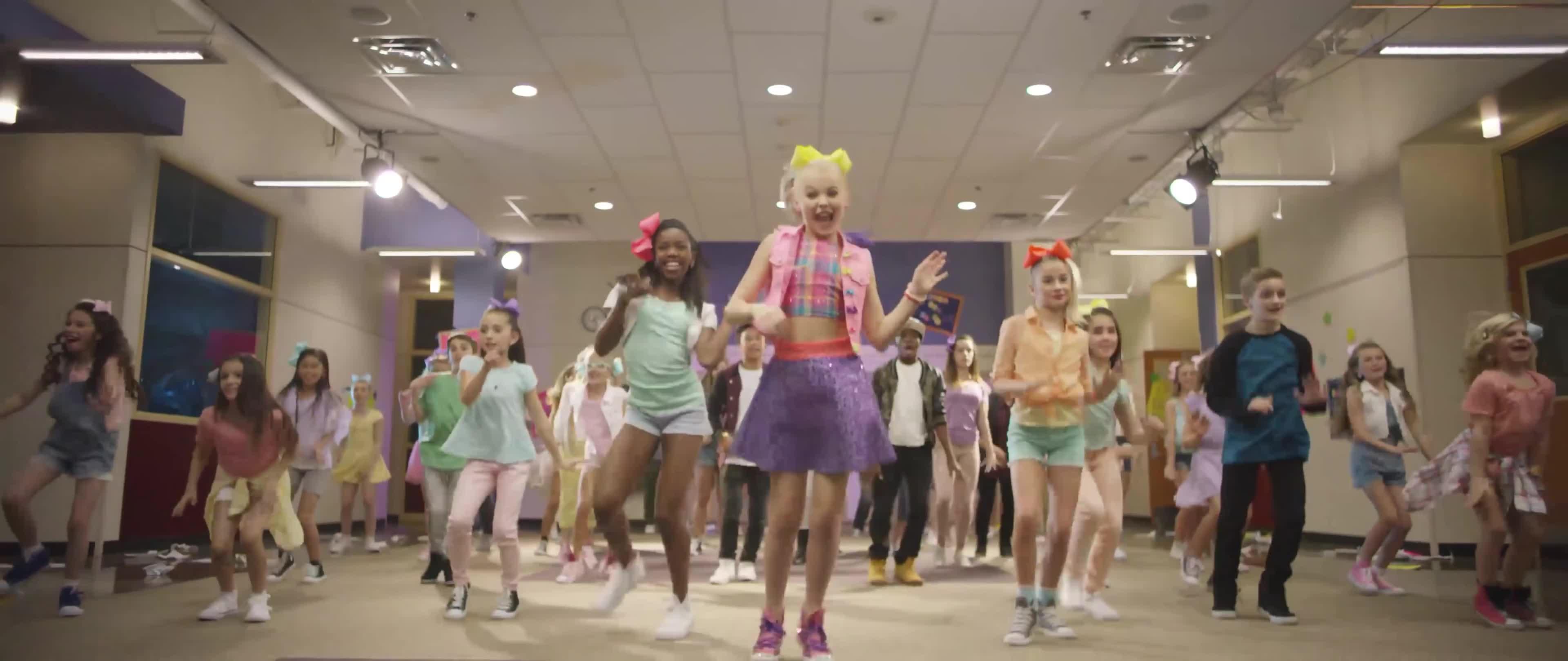 ALDC, Abby Lee, Abby Lee Dance Company, Celebrity, Dance Moms, JoJo, JoJo Siwa, JoJo's Juice, dancer, dancing, JoJo Siwa - BOOMERANG (Official Video) GIFs
