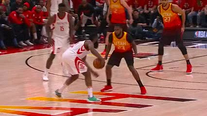 Watch James Harden — Houston Rockets GIF by Off-Hand (@off-hand) on Gfycat. Discover more 050418 GIFs on Gfycat