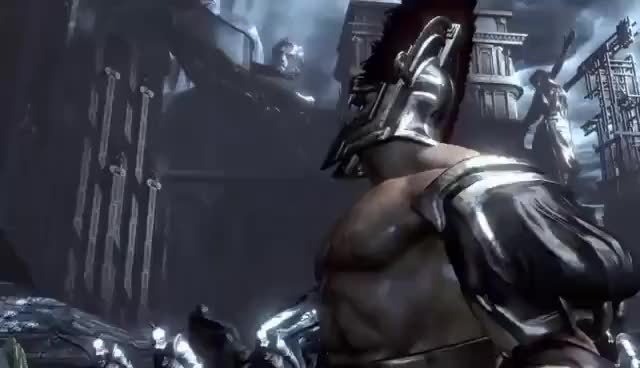 Watch and share God Of War GIFs on Gfycat
