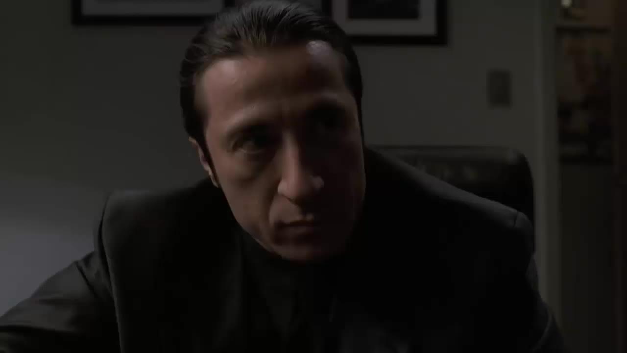 Sopranos, thesopranos, Furio Nod GIFs