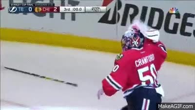 Watch and share Blackhawks 2015 Stanley Cup GIFs on Gfycat