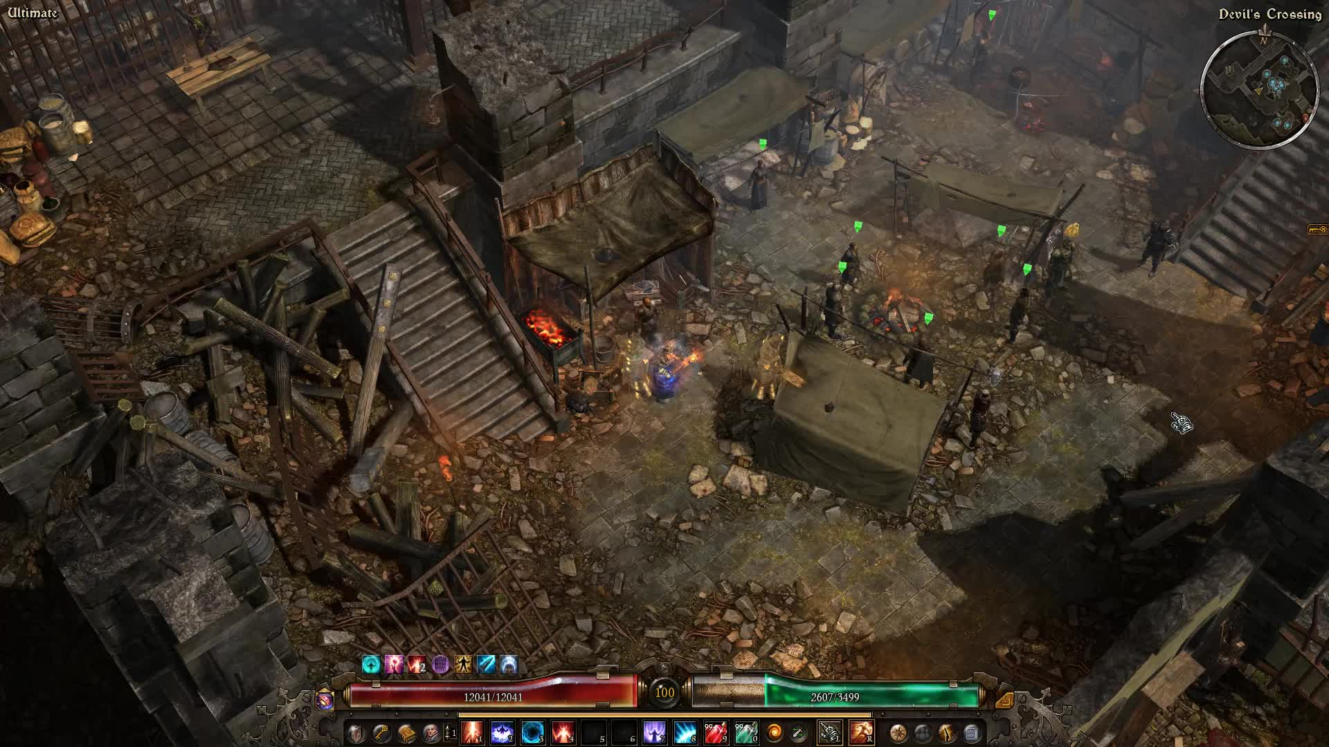 Grim Dawn Aether Ray Build