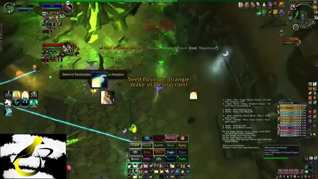 Watch and share Fel Lord Mythic GIFs and Fel Lord Zakuun GIFs on Gfycat