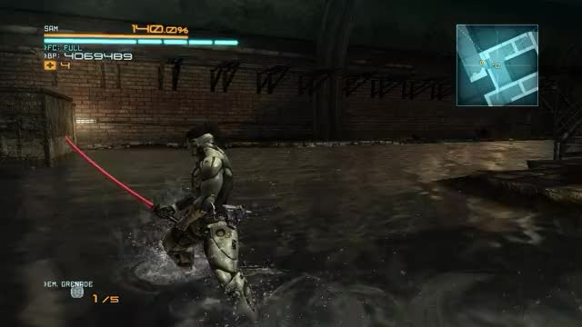 Watch and share Metal Gear Rising Revengeance 2018.07.01 - 11.06.24.10 GIFs by 1111 on Gfycat