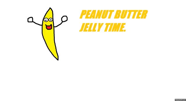 Watch and share Peanut Butter Jelly Time (Killed Version Prank!) GIFs on Gfycat
