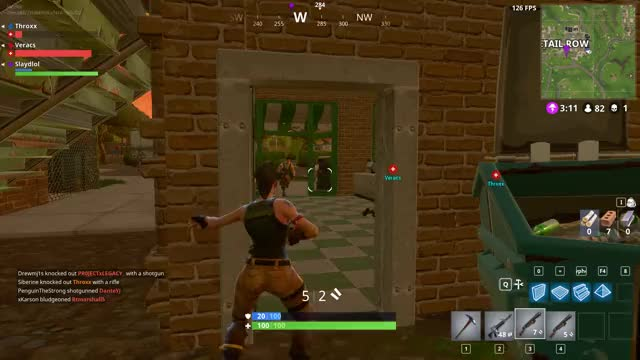 Watch Fortnite 02.02.2018 - 22.40.21.65.DVR GIF on Gfycat. Discover more related GIFs on Gfycat