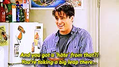 Watch Jo GIF on Gfycat. Discover more 500, F.R.I.E.N.D.S., friends rewatch, friends: season 3, friends: tow the princess leia fantasy, friendsedit, joey tribbiani, mine, mine: friends, mine: joey tribbiani, mine: tow the princess leia fantasy, tv: friends GIFs on Gfycat