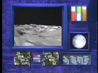 SciFi Channel Pre launch Test Pattern GIFs