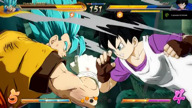 Watch and share Dbfz GIFs by laroie on Gfycat
