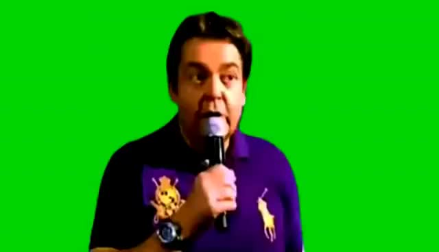 "Watch Chroma Key (SOURCE) Faustão ""ERRRROU"" GIF on Gfycat. Discover more chromakey, errrrou, faust, source GIFs on Gfycat"