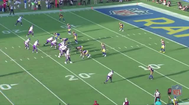 Watch and share Peters Vikings TD GIFs by cdasilva18 on Gfycat