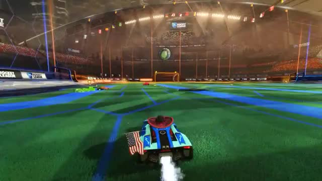 Watch Rocket derp turned into a pool shot GIF by @renegade_meister on Gfycat. Discover more gaming, rocketleague, videogamestunts GIFs on Gfycat