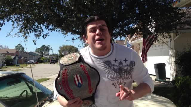 Watch Yep GIF by Blaze Inferno (@blazexinferno) on Gfycat. Discover more Chimaera818, Ricardo Rodriguez, Wrestler GIFs on Gfycat