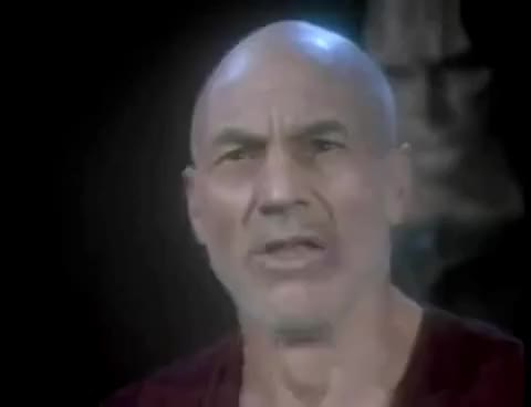 Watch and share Lights GIFs and Picard GIFs on Gfycat