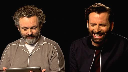 Watch and share Michael Sheen GIFs and Celebs GIFs on Gfycat