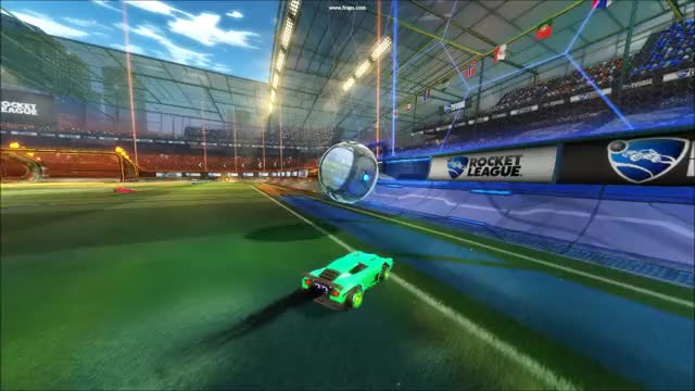 Watch and share Rocket League GIFs by trollzor on Gfycat