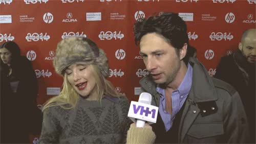 Watch and share Zach Braff GIFs on Gfycat
