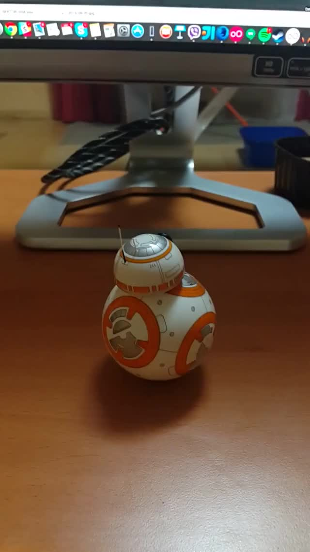 Watch and share Sphero BB8 GIFs on Gfycat