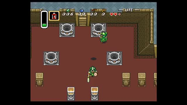 SNES Classic Edition - The Legend of Zelda: A Link to the Past GIF