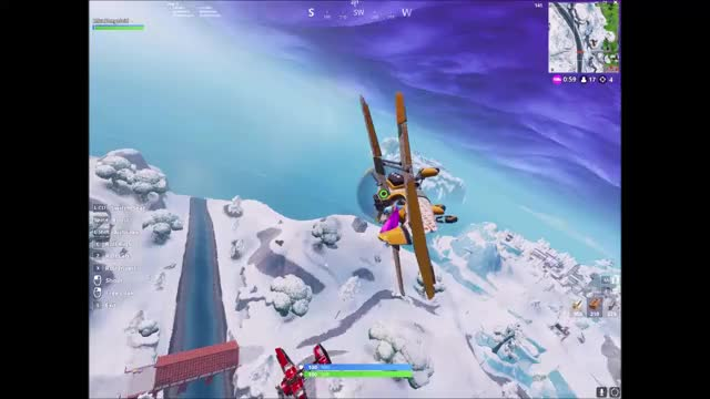 Watch the new swan GIF by MlueBongoloid (@itsmeurboyblue) on Gfycat. Discover more Fortnite, FortniteBR, Funny, Gaming, MlueBongoloid, Planes, WTF GIFs on Gfycat