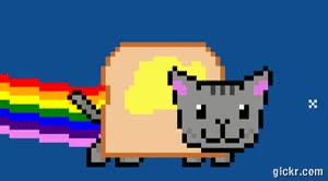 Watch and share Nyan GIFs on Gfycat