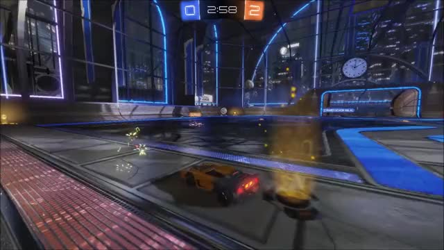 Watch and share Wall Pass GIFs by Rocket League on Gfycat