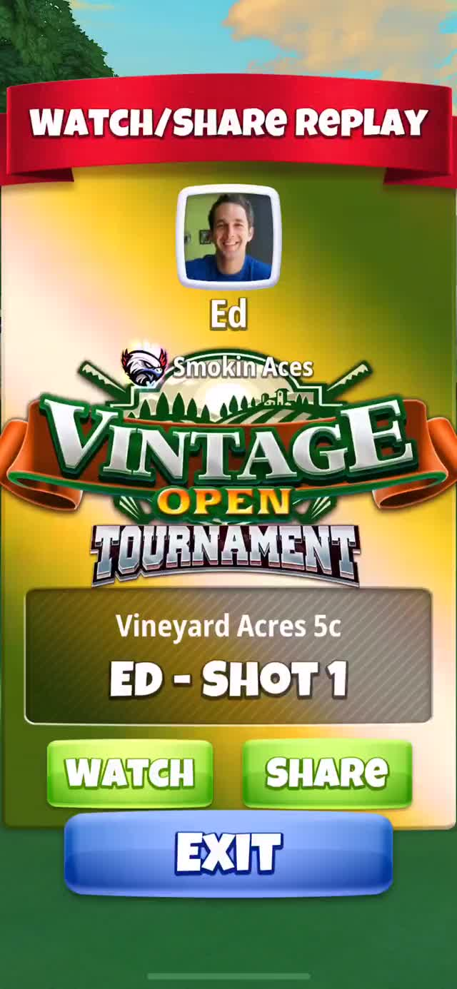 Watch Vintage Open - Masters Hole 7 - O1 Drive Ed GIF on Gfycat. Discover more related GIFs on Gfycat
