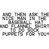 Watch Sock Puppets (GG) GIF on Gfycat. Discover more related GIFs on Gfycat