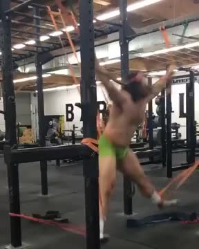 Watch this trending GIF on Gfycat. Discover more Band, Dude, Exercise, Exercising, Humor, bands, elastic, fail, guy, gym, humour, la, out, rubber, stunts, usa, viralhog, weird, working, workout GIFs on Gfycat