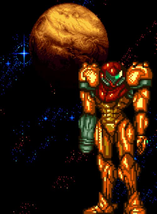 Watch and share Samus Aran GIFs on Gfycat