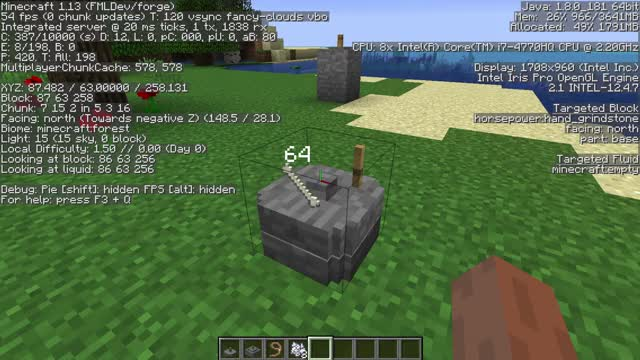 Watch and share 1.13 HP Test GIFs by gorymoon on Gfycat