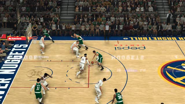 Watch and share Nba2k20 GIFs by laroie on Gfycat