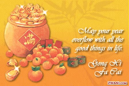 Watch and share May Your Year Overflow With All The Good Things In Life Gong Xi Fa Cai GIFs on Gfycat