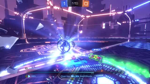 Watch and share Rocket League GIFs and Nice Shot GIFs on Gfycat