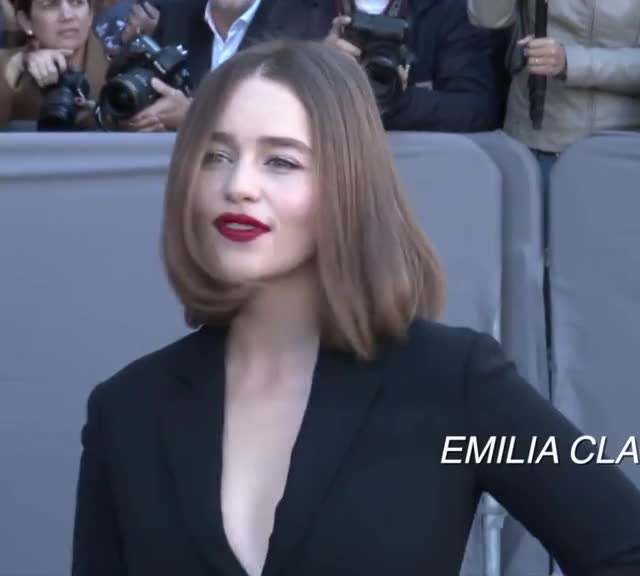 Watch and share Emilia Clarke GIFs by Emilyguy on Gfycat
