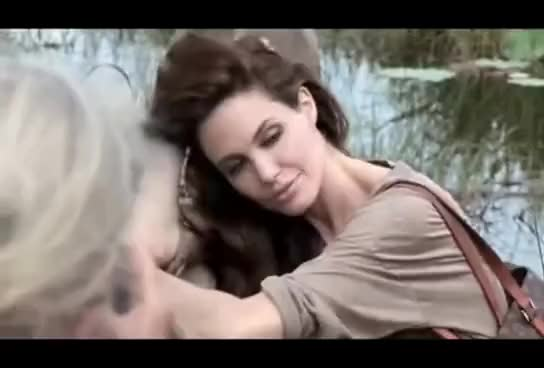 Watch Angelina Jolie's Journey to Cambodia (Louis Vuitton Full Commercial) GIF on Gfycat. Discover more angelina jolie GIFs on Gfycat