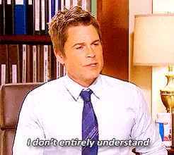 Watch and share Rob Lowe GIFs on Gfycat