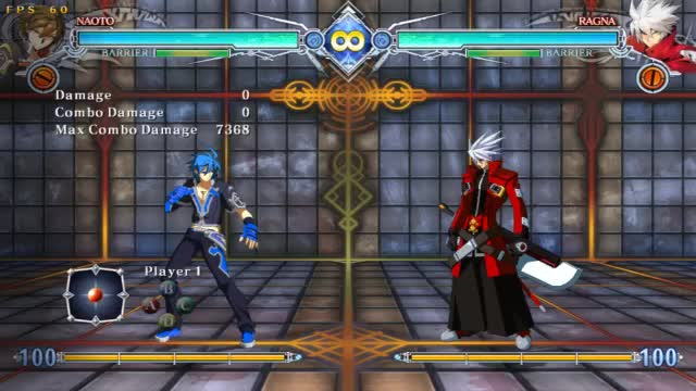 BBCF, Blazblue, BlazblueCentralFiction, Combo, Dash, FGC, Kurogane, Mid-Screen, Naoto, Naoto's 5B starter combo alternative ender GIFs